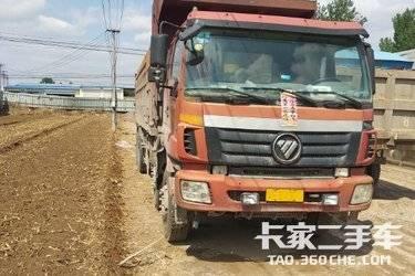自卸车  福田欧曼 380马力