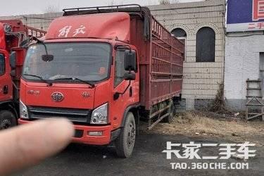 载货车  一汽解放轻卡 160马力