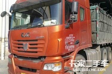 牵引车  联合卡车 420马力