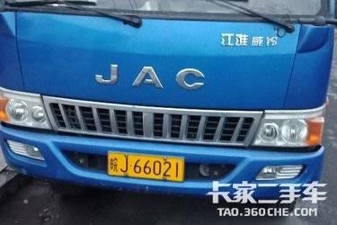 二手卡车载货车  江淮骏铃 160马力