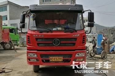 二手卡车自卸车 陕汽商用车 180 马力