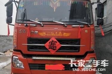 自卸车  东风商用车 350马力