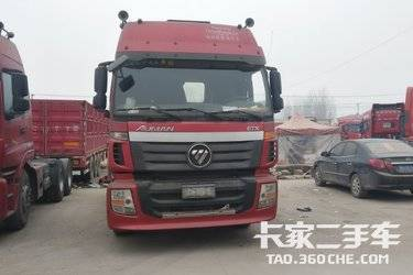 江淮 格尔发k5重卡 460马力 6x4牵引车(hfc4251p12k7e33s3v)