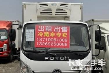 二手福田奥铃 奥铃CTS 载货车 130马力