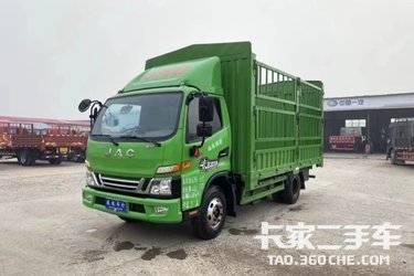二手江淮骏铃 骏铃H 156马力图片