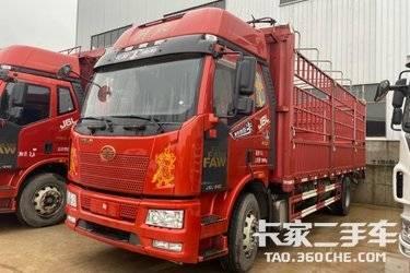 二手一汽解放 解放J6P 载货车 240马力