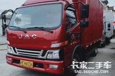 二手江淮骏铃 骏铃V6 146马力图片