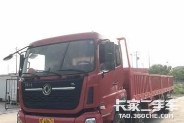 二手东风商用车 东风天锦VR 290马力图片