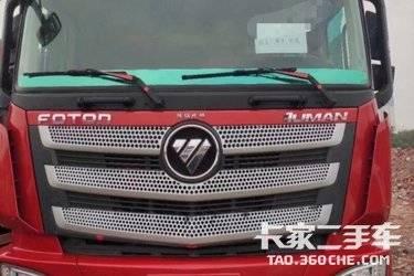 二手卡车载货车 福田欧曼 400 马力