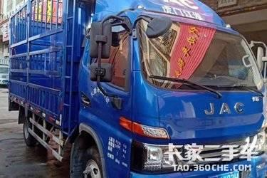 二手江淮骏铃 骏铃V6 120马力图片