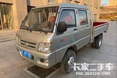 二手时代汽车(原福田时代) 驭菱 80马力图片