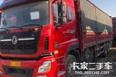 二手东风商用车 东风天龙VL 350马力图片