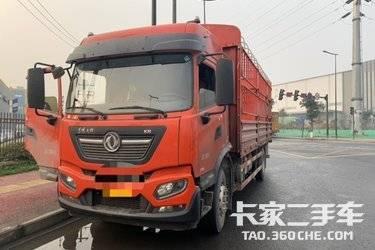 二手东风商用车 东风天锦KR 230马力图片