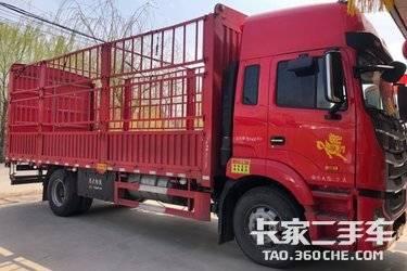 二手江淮格尔发 格尔发K5 载货车 240马力