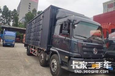 二手陕汽重卡 德龙X3000 载货车 220马力