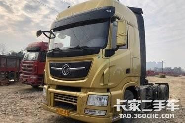 二手东风商用车 天龙旗舰KX 480马力图片