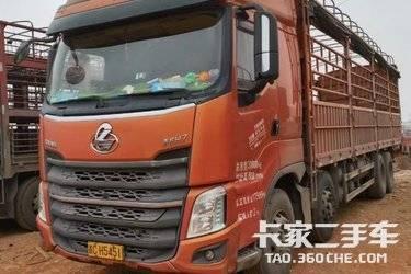 二手东风柳汽乘龙 乘龙H7 350马力图片