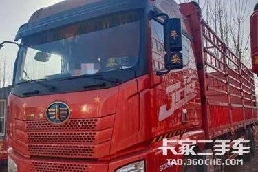 二手青岛解放 解放JH6 350马力图片
