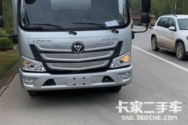 二手福田欧马可 欧马可S3 160马力图片