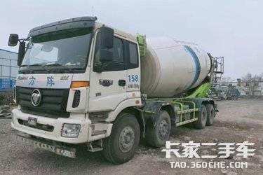 二手福田欧曼 欧曼ETX 380马力图片