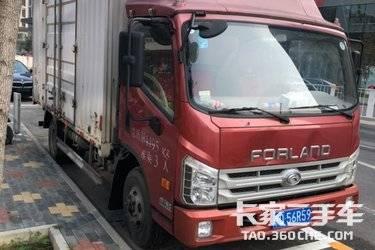 二手时代汽车(原福田时代) 时代H 136马力图片