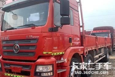 二手陕汽重卡 德龙M3000 载货车 245马力