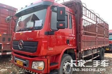 二手陕汽重卡 德龙L3000 载货车 220马力
