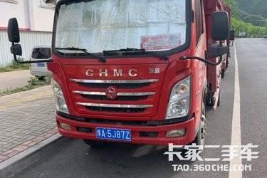 二手载货车 现代商用车 130马力图片