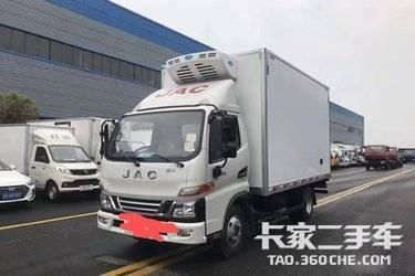 二手江淮骏铃 骏铃V5 130马力图片
