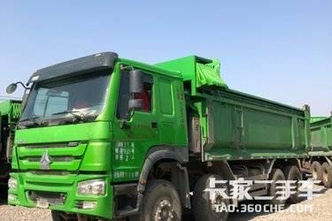 二手中国重汽 HOKA H7 380马力图片