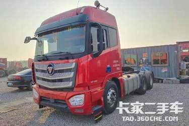 二手福田欧曼 欧曼EST 460马力图片