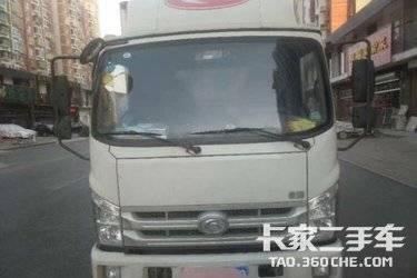 二手载货车 福田时代 115马力图片