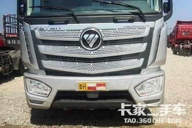 二手牵引车 福田欧曼 460马力图片
