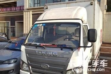 二手载货车 唐骏汽车 150马力图片
