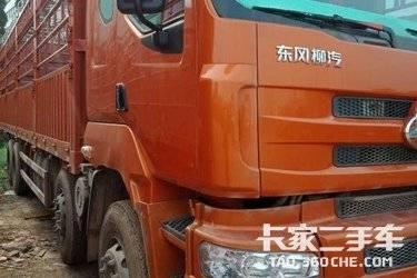 二手自卸车 东风柳汽 350马力图片