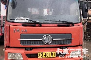 二手载货车 东风商用车 220马力图片