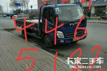 二手轻卡 福田奥铃 120马力图片