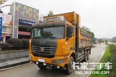 二手卡车自卸车  联合卡车 340马力