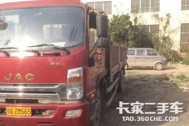 二手自卸车 江淮工程车 190马力图片