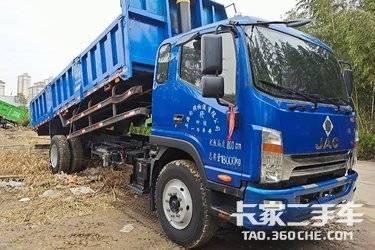 二手江淮工程车 帅铃G 180马力图片