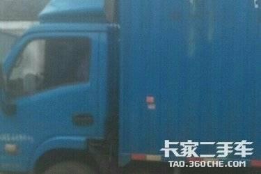二手载货车 依维柯 180马力图片