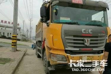 二手自卸车 联合卡车 340马力图片