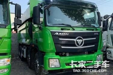 二手福田欧曼 欧曼GTL 400马力图片