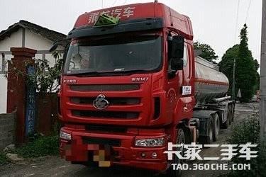 二手载货车 东风柳汽 430马力图片
