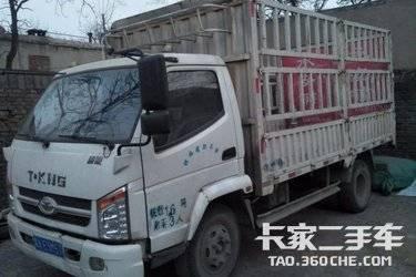 二手载货车 唐骏汽车 138马力图片