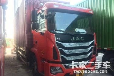 二手载货车 江淮格尔发 220马力图片
