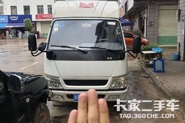 二手载货车 江铃汽车 116马力图片