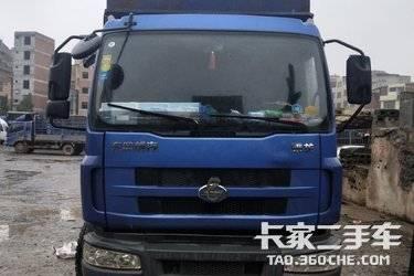 二手卡车载货车  东风柳汽 180马力