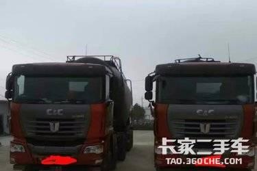 二手牵引车 联合卡车 350马力图片