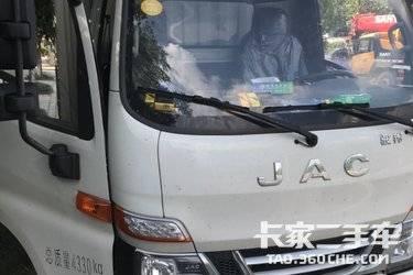 二手载货车 江淮骏铃 108马力图片